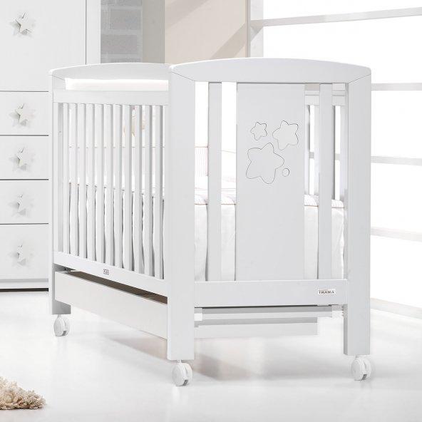 llega fuerte embalaje materiales superiores Cuna Star 120x60 - Palacio del Bebé